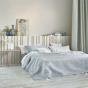 Bettüberwürfe mit Vlies