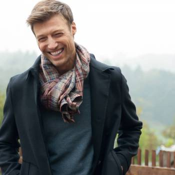 Pure linen scarfs