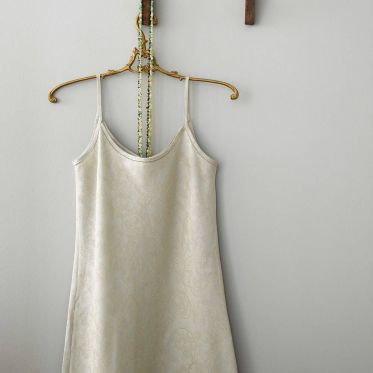 Kleider mit schmalen Trägern